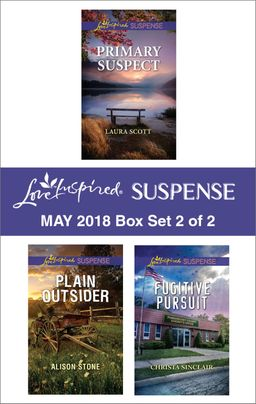 Harlequin Love Inspired Suspense May 2018 - Box Set 2 of 2