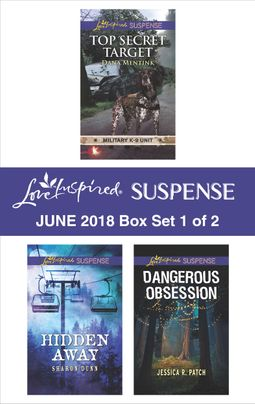 Harlequin Love Inspired Suspense June 2018 - Box Set 1 of 2