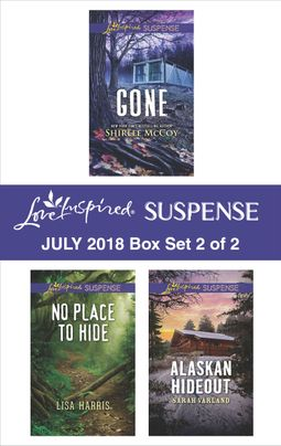 Harlequin Love Inspired Suspense July 2018 - Box Set 2 of 2