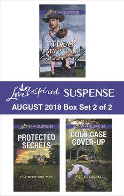 Harlequin Love Inspired Suspense August 2018 - Box Set 2 of 2