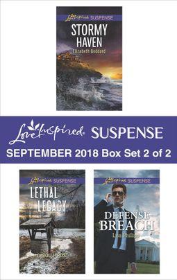 Harlequin Love Inspired Suspense September 2018 - Box Set 2 of 2