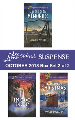 Harlequin Love Inspired Suspense October 2018 - Box Set 2 of 2