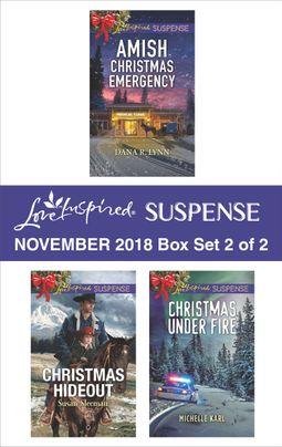 Harlequin Love Inspired Suspense November 2018 - Box Set 2 of 2