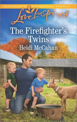The Firefighter's Twins