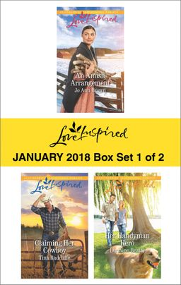 Harlequin Love Inspired January 2018 - Box Set 1 of 2