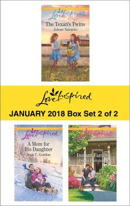 Harlequin Love Inspired January 2018 - Box Set 2 of 2
