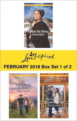 Harlequin Love Inspired February 2018 - Box Set 1 of 2