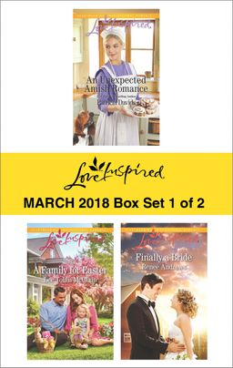 Harlequin Love Inspired March 2018 - Box Set 1 of 2
