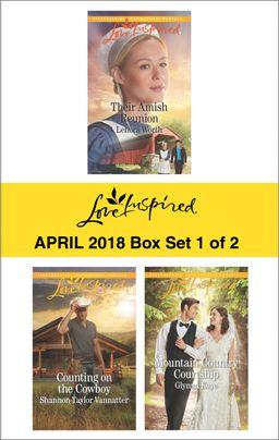 Harlequin Love Inspired April 2018 - Box Set 1 of 2