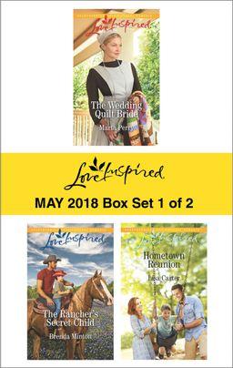 Harlequin Love Inspired May 2018 - Box Set 1 of 2