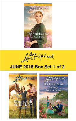 Harlequin Love Inspired June 2018 - Box Set 1 of 2