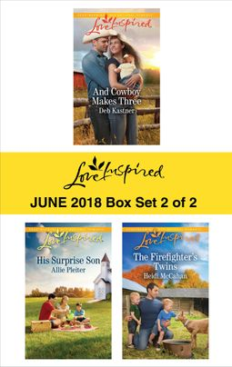 Harlequin Love Inspired June 2018 - Box Set 2 of 2
