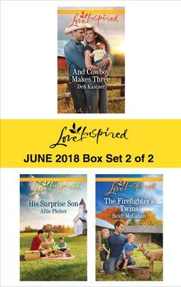 Harlequin Love Inspired June 2018 - Box Set 2 of 2