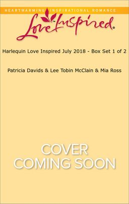 Harlequin Love Inspired July 2018 - Box Set 1 of 2