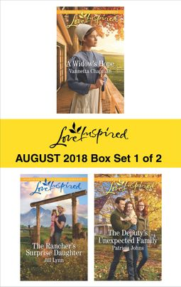 Harlequin Love Inspired August 2018 - Box Set 1 of 2