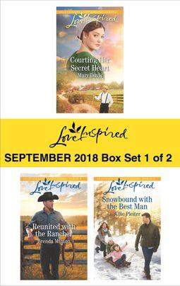 Harlequin Love Inspired September 2018 - Box Set 1 of 2