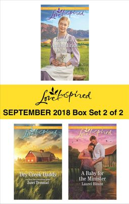 Harlequin Love Inspired September 2018 - Box Set 2 of 2