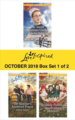 Harlequin Love Inspired October 2018 - Box Set 1 of 2