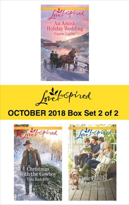 Harlequin Love Inspired October 2018 - Box Set 2 of 2
