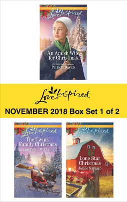 Harlequin Love Inspired November 2018 - Box Set 1 of 2