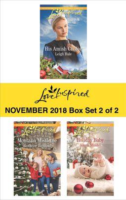 Harlequin Love Inspired November 2018 - Box Set 2 of 2