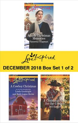 Harlequin Love Inspired December 2018 - Box Set 1 of 2