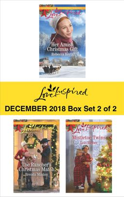 Harlequin Love Inspired December 2018 - Box Set 2 of 2