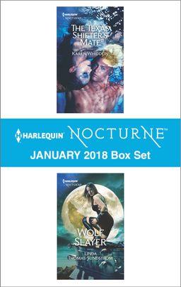 Harlequin Nocturne January 2018 Box Set