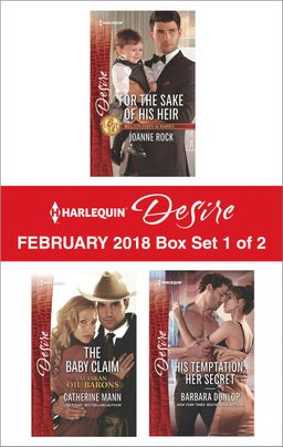 Harlequin Desire February 2018 - Box Set 1 of 2