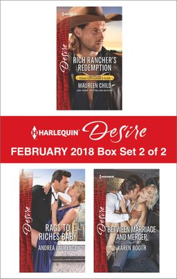 Harlequin Desire February 2018 - Box Set 2 of 2