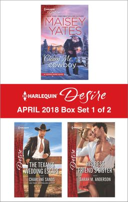 Harlequin Desire April 2018 - Box Set 1 of 2