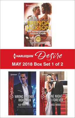 Harlequin Desire May 2018 - Box Set 1 of 2