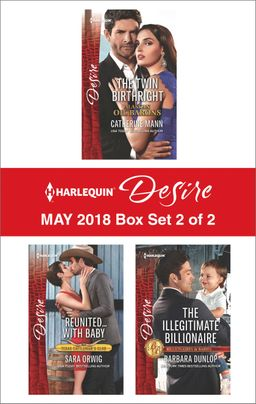 Harlequin Desire May 2018 - Box Set 2 of 2