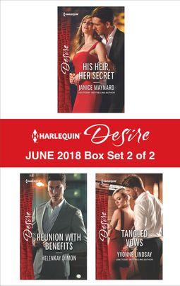 Harlequin Desire June 2018 - Box Set 2 of 2