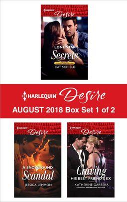 Harlequin Desire August 2018 - Box Set 1 of 2