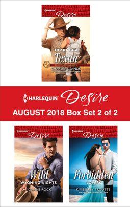 Harlequin Desire August 2018 - Box Set 2 of 2
