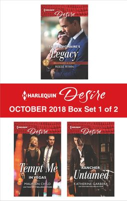 Harlequin Desire October 2018 - Box Set 1 of 2