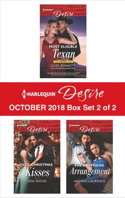 Harlequin Desire October 2018 - Box Set 2 of 2
