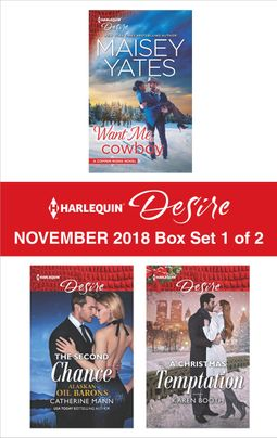 Harlequin Desire November 2018 - Box Set 1 of 2