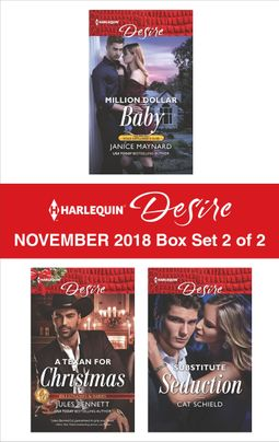 Harlequin Desire November 2018 - Box Set 2 of 2