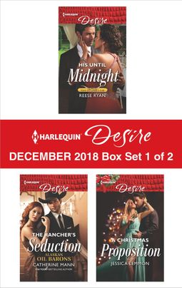 Harlequin Desire December 2018 - Box Set 1 of 2