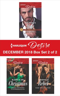 Harlequin Desire December 2018 - Box Set 2 of 2