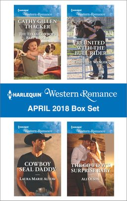 Harlequin Western Romance April 2018 Box Set