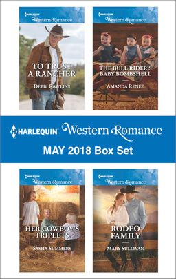 Harlequin Western Romance May 2018 Box Set