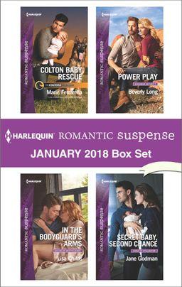 Harlequin Romantic Suspense January 2018 Box Set