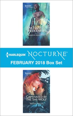 Harlequin Nocturne February 2018 Box Set