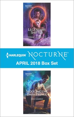 Harlequin Nocturne March 2018 Box Set