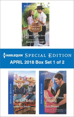 Harlequin Special Edition March 2018 Box Set 1 of 2