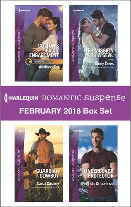 Harlequin Romantic Suspense February 2018 Box Set