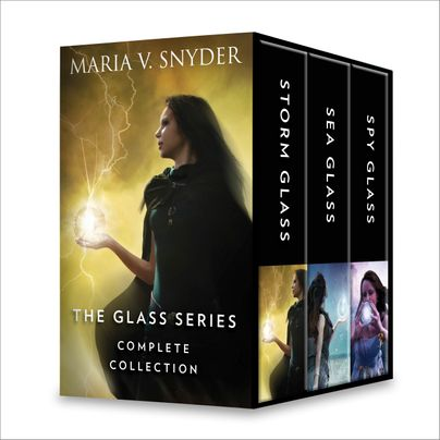 The Glass Series Complete Collection